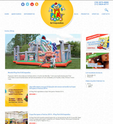 blog playpark